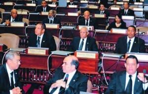 Cámara baja convierte en ley Presupuesto 613 mil millones