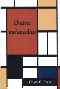 Portada del libro Duarte melancolico