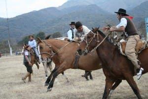 Festival anual de la cultura gaucha en Argentina