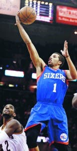 Carter-Williams entre novatos a mirar en NBA
