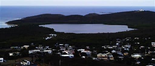 PUERTO RICO-LAGUNA LUMINOSA