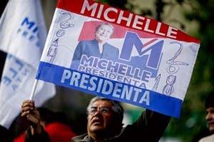 Habrá segunda vuelta en Chile; Bachelet gana pero no alcanza votos suficientes