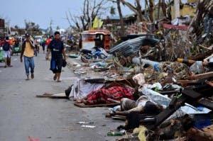 Corrupción agrava efectos del tifón en Filipinas