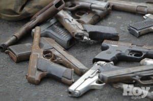 Psiquiatra sugiere más controles para armas fuego
