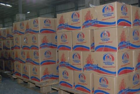 Gobierno inicia mañana entrega de un millón de cajas navideñas