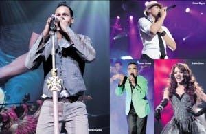 Dominicanos lideran chat Tropical Billboard