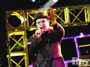 El cantautor y político panameño Rubén Blades dijo que escribir es su forma de desahogarse y que la muerte comienza por el olvido