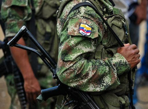 Soldados de las FARC. Imagen de referencia. Fuente externa