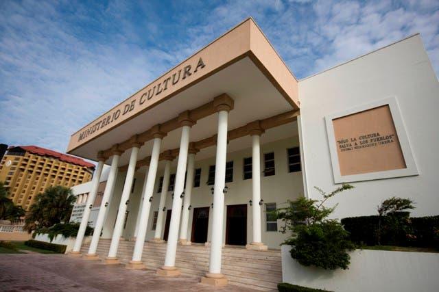Fachada Ministerio de Cultura de la República Dominicana