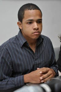 Un joven que rompió barreras