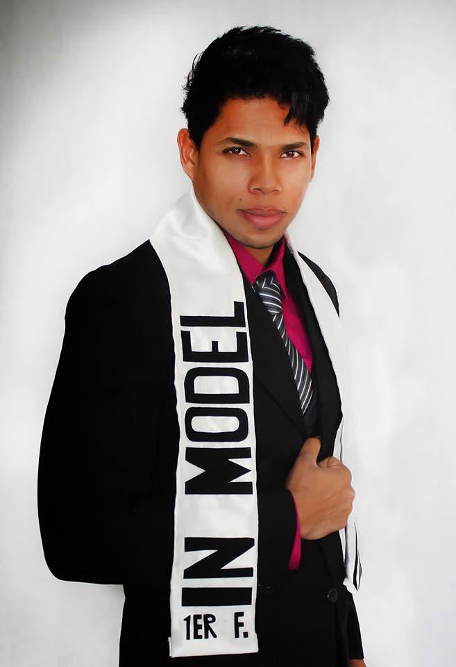 Modelo dominicano gana certamen
