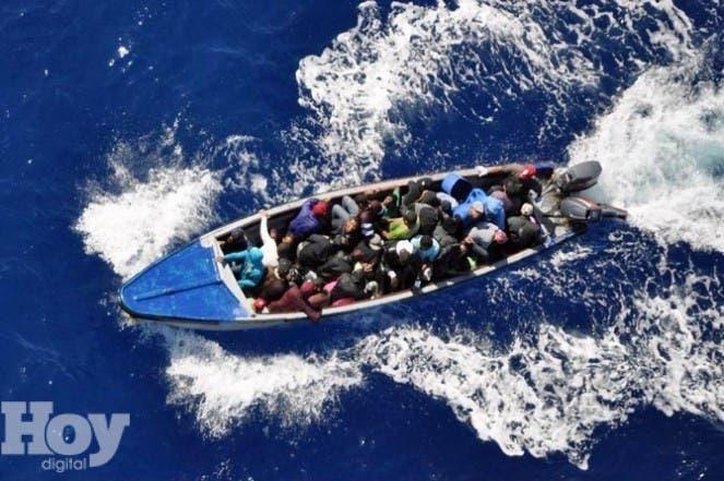 Armada detiene 12 cubanos  y un dominicano en viaje ilegal e imponen medida de coerción por viaje ilegal