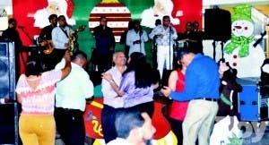 La ACD celebró en grande su  fiesta navideña