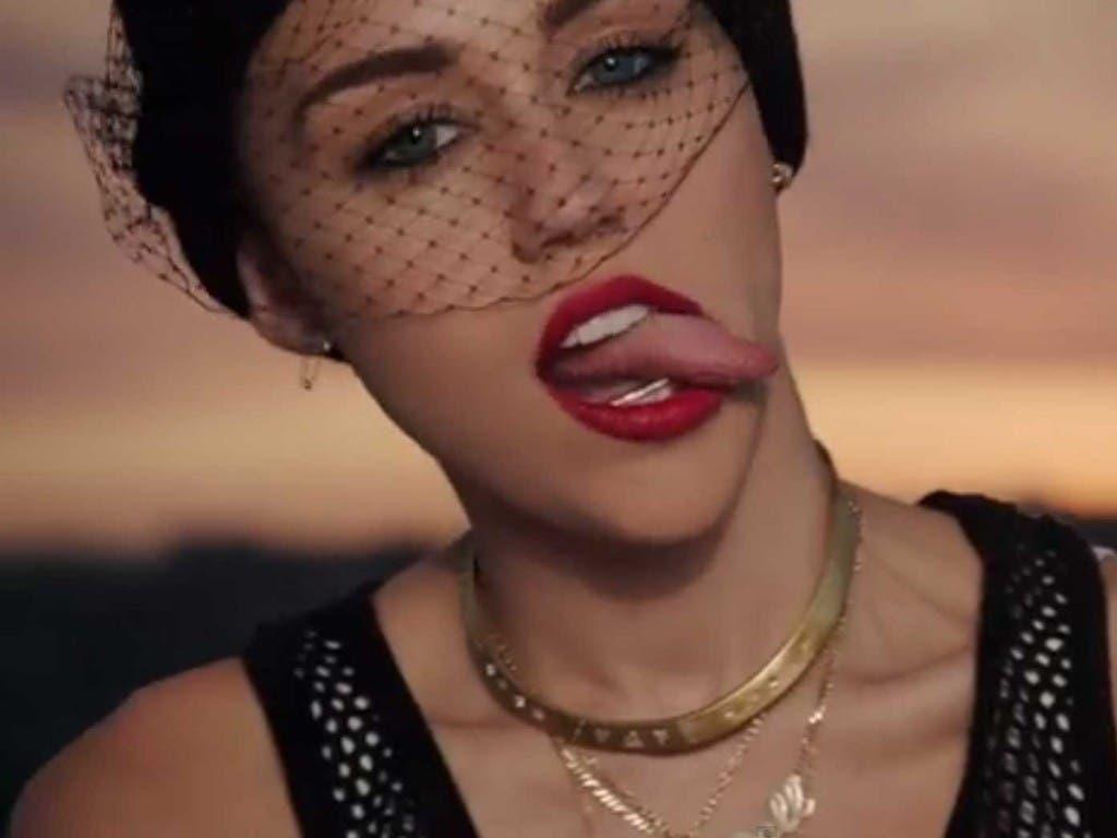 Miley Cyrus. Fuente externa.