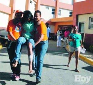 Día de Navidad tuvo gran afluencia de heridos a hospitales