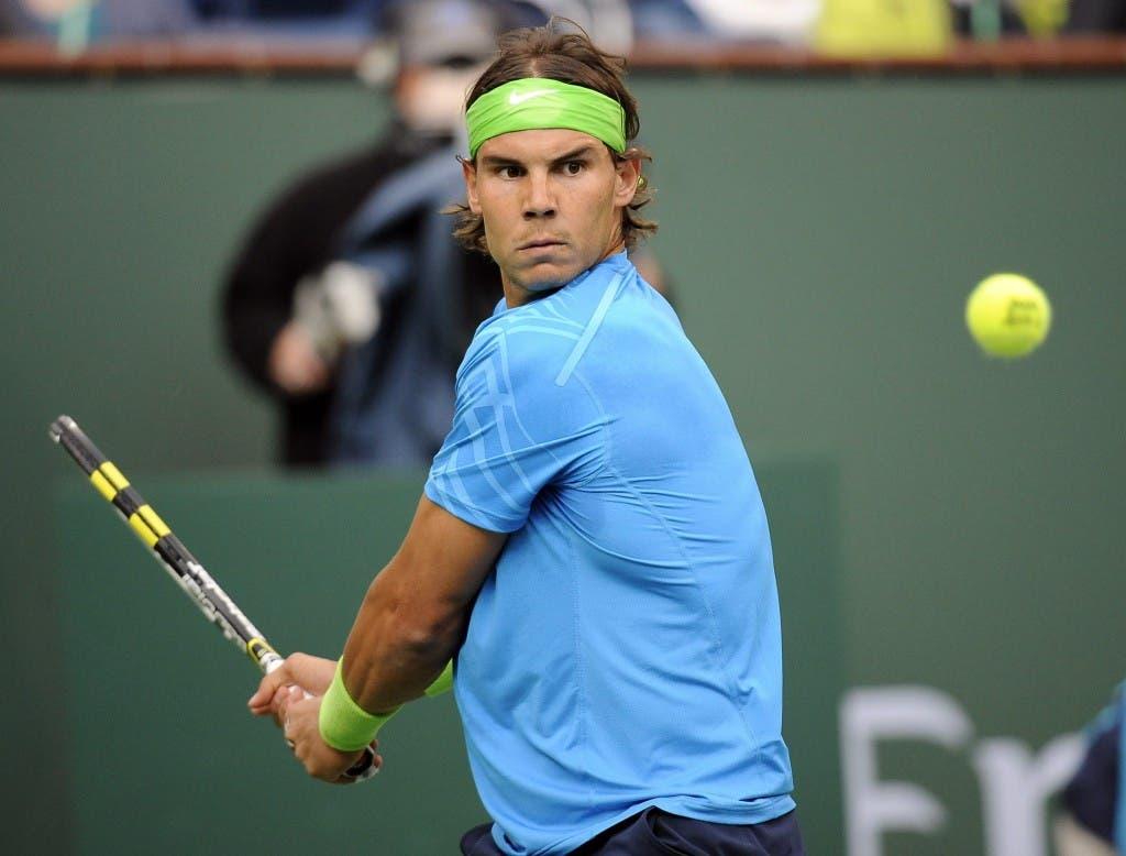 """""""En esta segunda parte del año tengo que sumar puntos para llegar al final en una buena posición, y trabajaré para conseguirlo"""", ha declarado el tenista español Rafael Nadal. Archivo."""