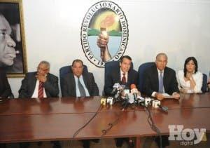 Facción de Hipólito fijará mañana posición sobre comisión elegida por Vargas para organizar Convención