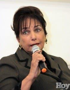 Peggy Cabral: Con sentencia TC, nacionalidad de Peña Gómez no está en juego