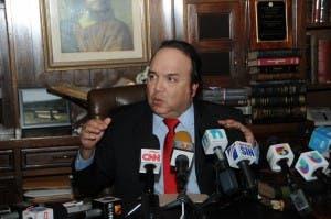Vinicio Castillo pide reforzar frontera con Haití