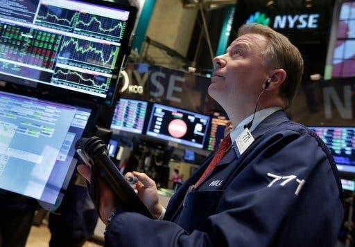Wall Street. FOTO / AP Richard Drew.