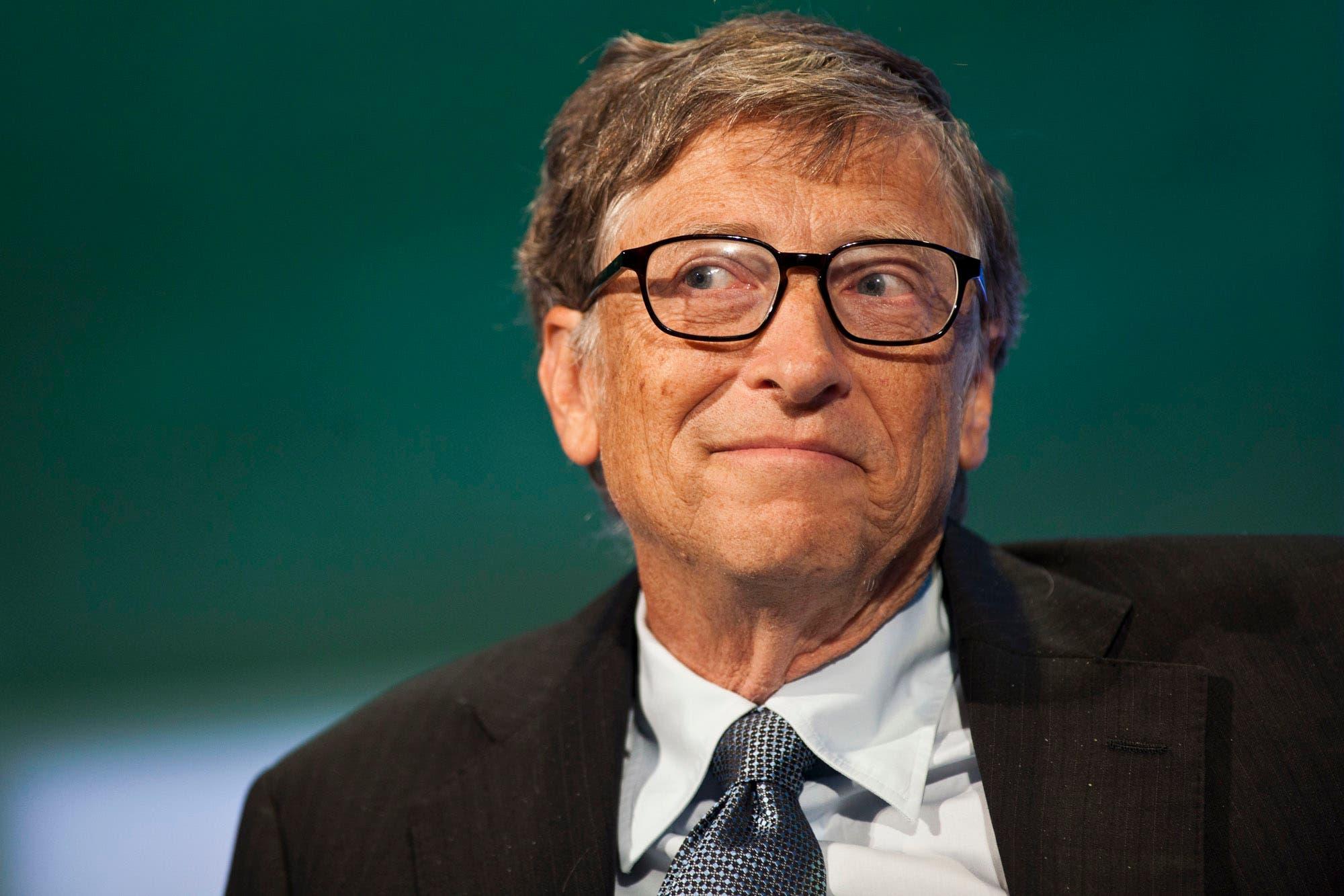 Bill Gates participó en intercambio de regalos y regaló 500 dólares como obsequio