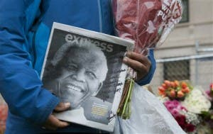 Estrenan en la capital sudafricana la ópera sobre la vida de Nelson Mandela