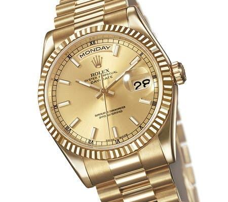 gran venta 37c4c fac6b Hoy Digital - Por aniversario venden relojes Rolex a mitad ...