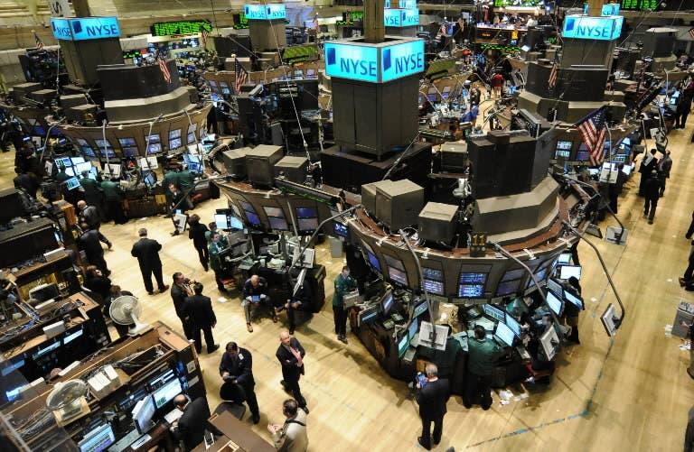 Wall Street abrió hoy con pérdidas y el Dow Jones, su principal indicador, bajaba un 0,77 %