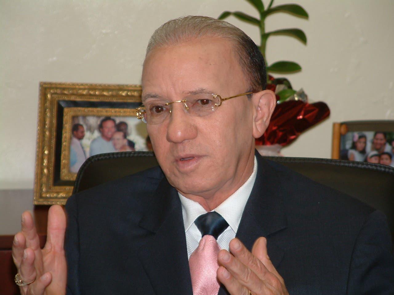 Amable afirma 75% militancia PRSC respaldará su proyecto