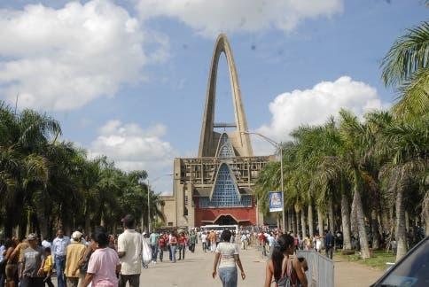 Basílica de Higüey.