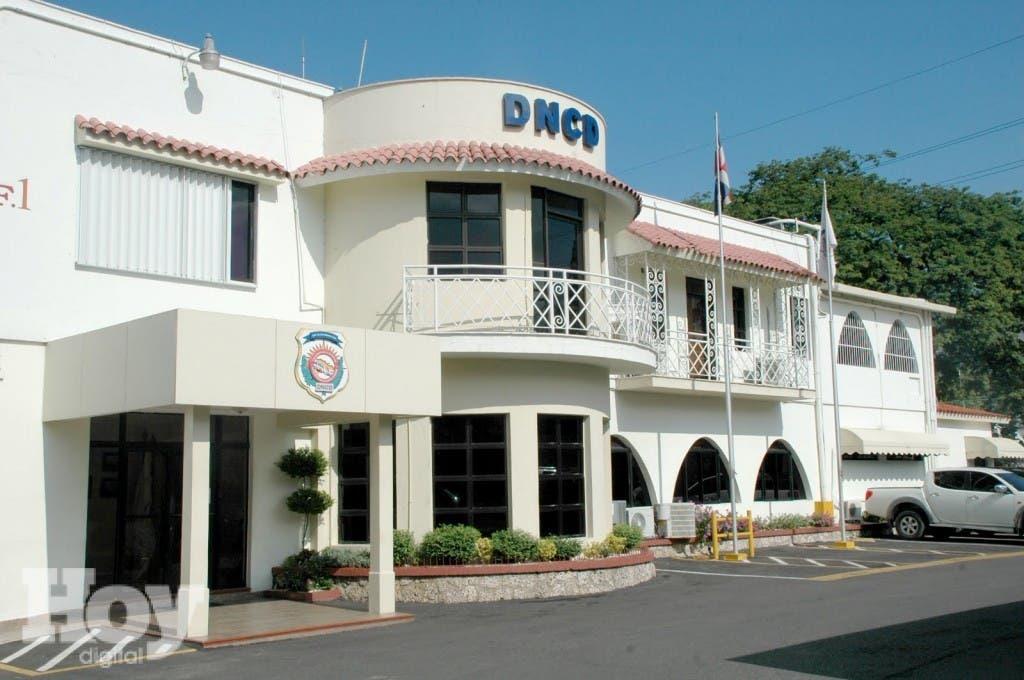 Fachada del edificio de la DNCD.