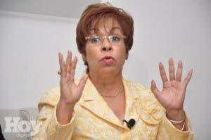 Video: Lila Alburquerque dice hombres del PRSC se quieren quedar con todos los cargos