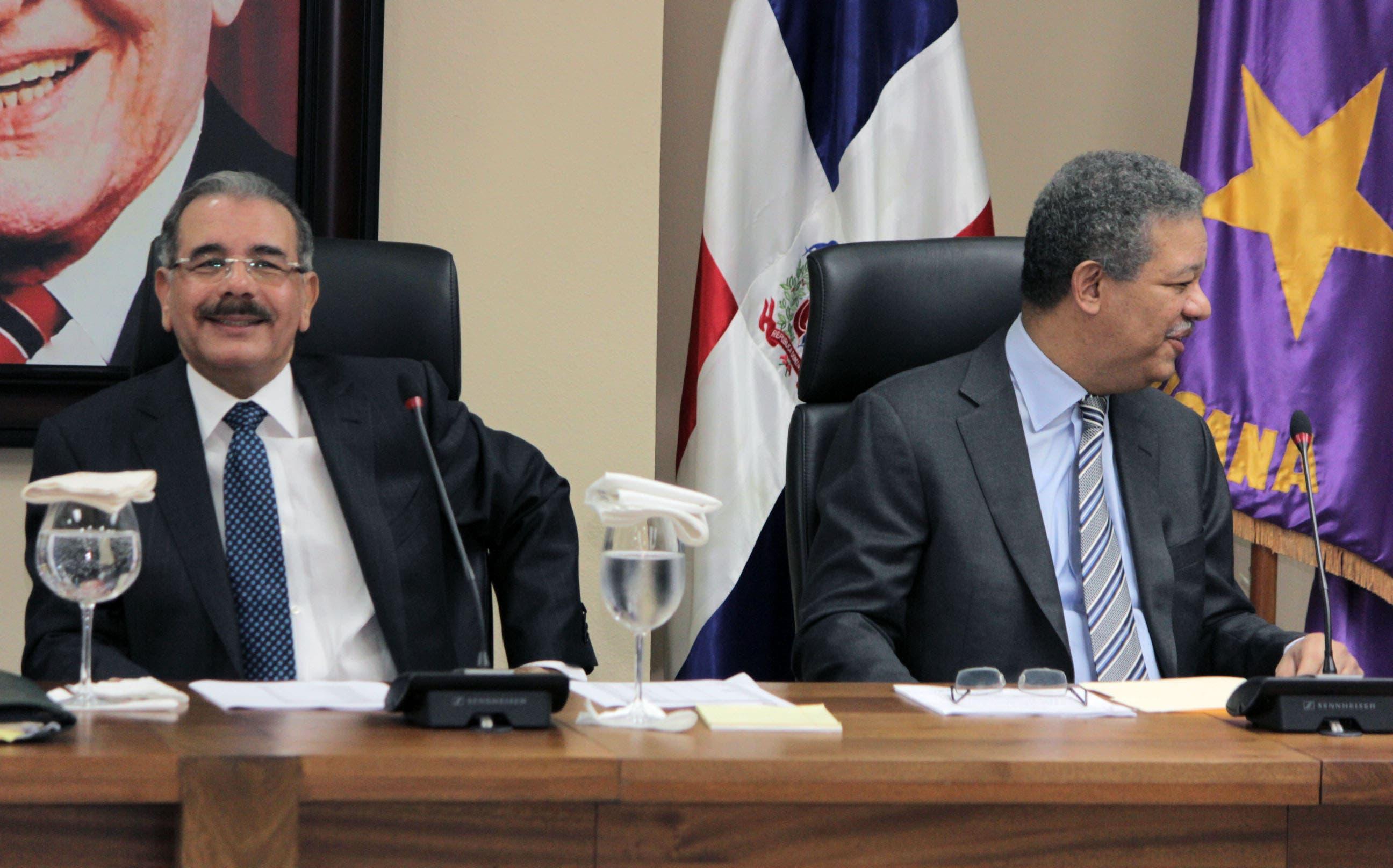 Confirman reelección será tratada en reunión Comité Político PLD