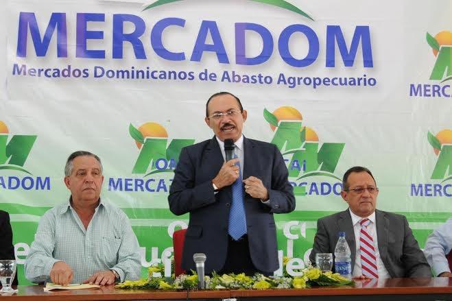 Abrirán el Merca Santo Domingo a mediados de febrero