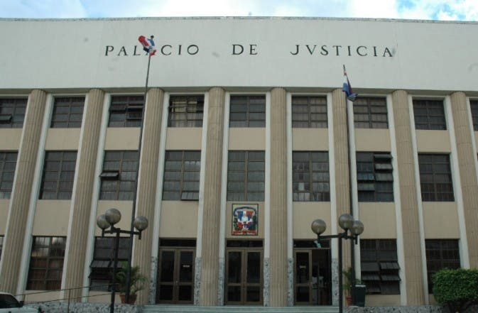 Palacio de Justicia del Distrito Nacional. Cuidad Nueva. ARCHIVO