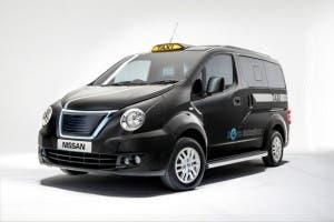 Legendarios taxis de Londres fabricados en Barcelona