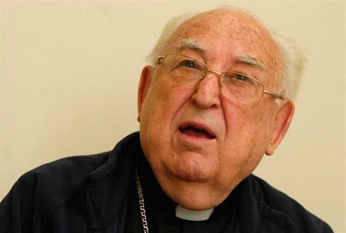 Monseñor  Francisco José Arnaiz Zarandona. Fuente externa.