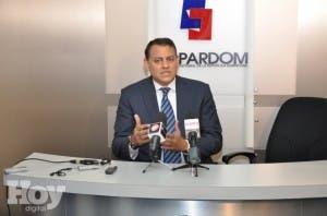 Presidente Copardom afirma serán pocos los productos afectados por aumento de Itebis