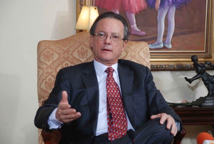Poder Ejecutivo designa a Manuel A. Grullón presidente del Plan Sierra