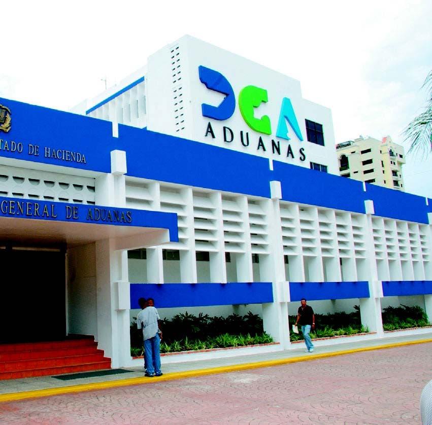 Dirección General de Aduanas (DGA). Archivo.