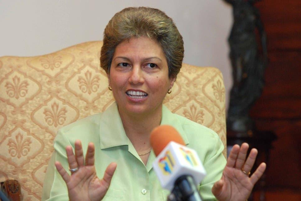 Rosario Espinal: tradición del país que gobiernos terminen en escándalos de corrupción