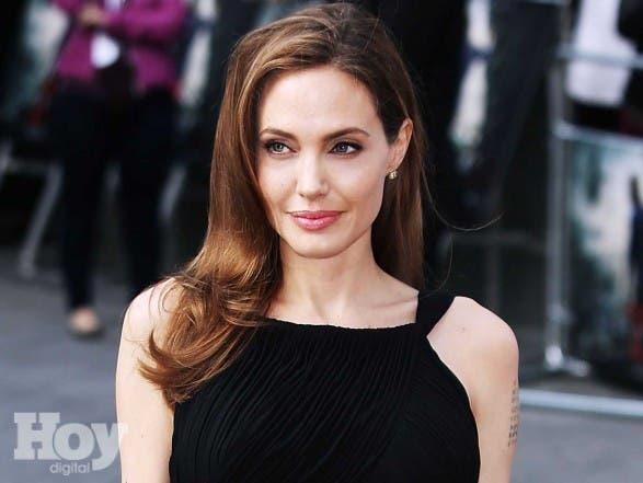 La actriz Angelina Jolie dirigirá para Netflix un film sobre el genocidio en Camboya en el que participará su hijo adoptivo Madoxx, archivo
