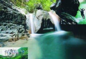 Damajagua rompió récord de visitas durante en el 2013