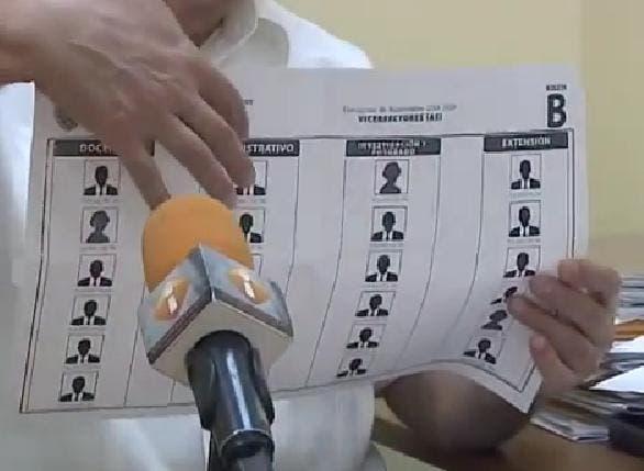 VIDEO: A 12 días para elecciones en la UASD solo quedan dos candidatos a la rectoría