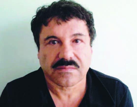 "Joaquín ""El Chapo"" Guzmán publicada en México, archivo"