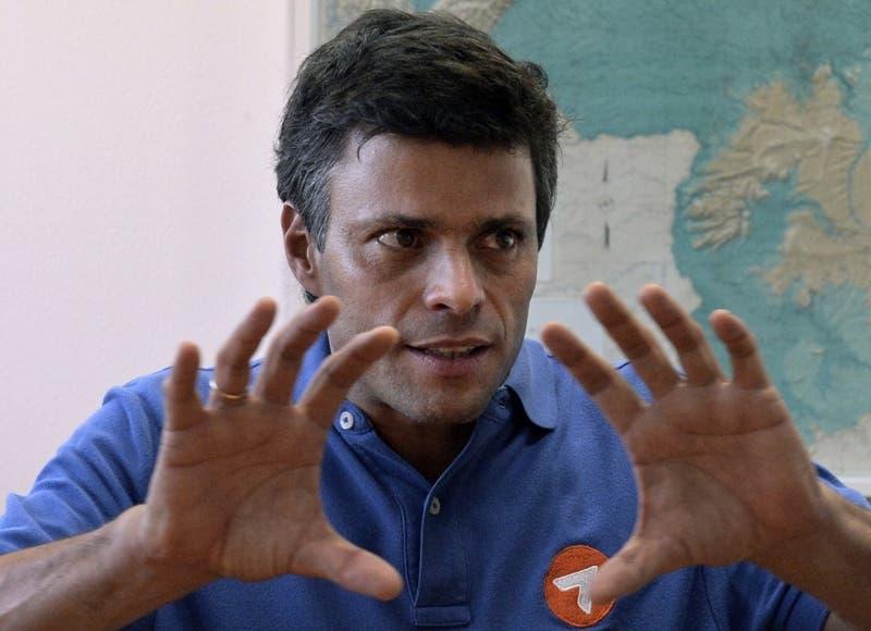 Desde la cárcel, Leopoldo López será postulado como candidato presidencial de Venezuela