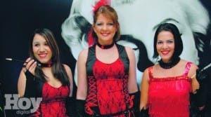 Fiesta de disfraces; entretenida noche inspirada en el cine