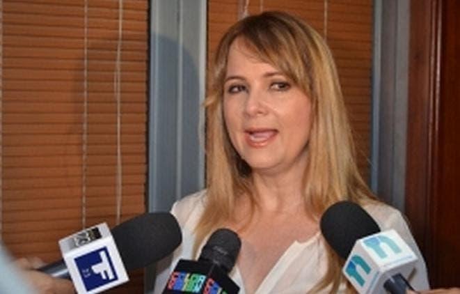 Periodista Nuria Piera le respondió a Félix Bautista. Foto de archivo.
