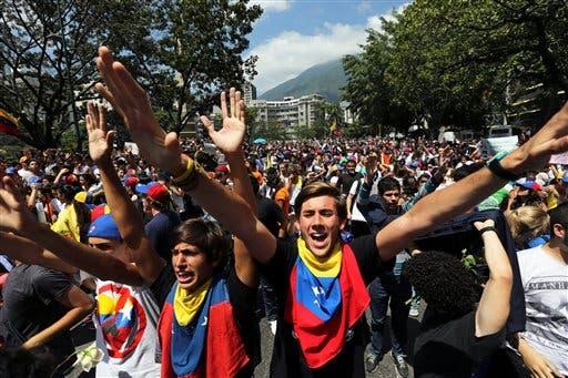 VENEZUELA-FUNERAL