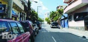 Calles y avenidas: Profesora María Nicolasa Billini
